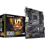 Placa de baza Gigabyte B365 HD3, Socket 1151