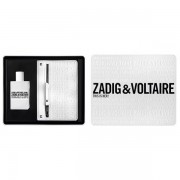Zadig & Voltaire This is her ESTUCHE (EDT 50ml+ cartera)