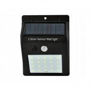 Lampa solara cu led 20XSMD senzor de miscare si amurg