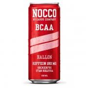 NOCCO BCAA 330ml Hallon