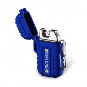 Titan Explorer Bricheta Outdoor Electrica cu Plasma cu Baterie reîncărcabilă cu USB