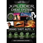 Xploder Cheat System GTA V Special Edition Xbox360