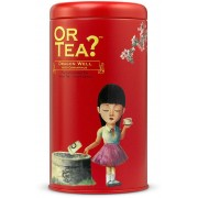 OR TEA? Dragon Well with Osmanthus - Dose 90g