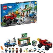LEGO City Police 60245 Rendőrségi teherautós rablás