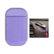 NTR CAS01PU Csúszásmentes nanopad mobiltelefonhoz autóba - lila