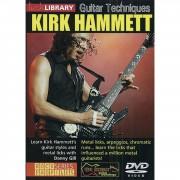 Roadrock International Lick Library: Guitar Techniques - Kirk Hammett DVD