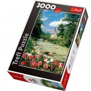 Trefl Puzzle Slagalica Ramsau Bavarian Alps 3000 kom (33019)