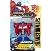 Figurina Hasbro Transformers Optimus Prime, Colectia Cyberverse