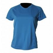 Newline Tränings T-Shirt Newline Base Coolskin Tee Blå Dam