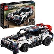 LEGO Technic 42109 Applikációval irányítható Top Gear raliautó
