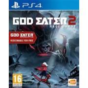 God Eater Resurrection and God Eater 2 Rage PS4