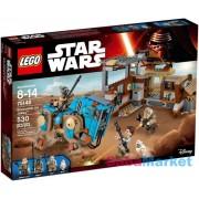 LEGO STAR WARS Összecsapás a Jakku bolygón 75148