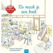 Willewete: Zo maak je een boek - Florence Ducatteau