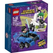 LEGO Super Heroes Mighty Micros: Nightwing vs. The Joker - 76093