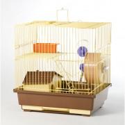 Cusca Hamsteri, 1 etaj Multicolor, 30 x 23 x 31 cm
