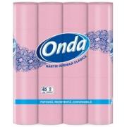 Hartie igienica roz 2 straturi 40 role/set Onda