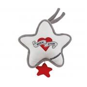 Rock Star Baby Estrella Musical RSB Heart