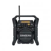 Extrém strapabíró munkarádió, FM, DAB, Bluetooth, U-5 DBT