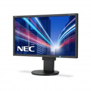 NEC monitor MultiSync LED EA234WMi 23\ wide, IPS, DVI, HDMI, DP, pivot, fekete