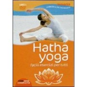 Macrovideo Hatha yoga. Facili esercizi per tutti. DVD Leeann Carey