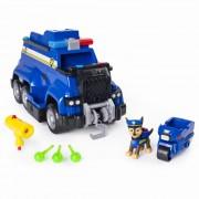 Vehicul de politie Chase cu functii - Masina suprema Patrula Catelusilor