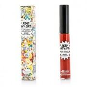Read My Lips (Lip Gloss Infused With Ginseng) - #Wow! 6ml/0.219oz Read My Lips (Гланц за Устни с Женшен) - #Wow!