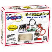 Snap Circuits Electromagnetism Discovery Kit
