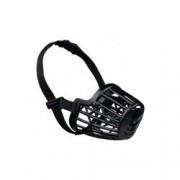 Trixie Kaganiec plastikowy dla psa rozmiar 5 (M-L) czarny [17605]
