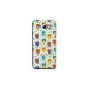 Capa Transparente Personalizada Exclusiva Samsung Galaxy E5 E500 E500h E500hq E500m - Tp21
