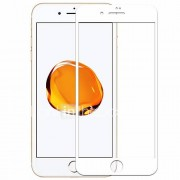 Gehard Glas Screenprotector voor Apple iPhone 7s Plus Voorkant screenprotector High-Definition (HD) 9H-hardheid Anti-vingerafdrukken 3D