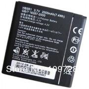 100 Percent Original HUAWEI Battery HB5R1 2000mAh For HUAWEI U8950D G500C G600 C8826D T8950D.