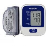 Omron HEM-8712-IN Bp Monitor (White)