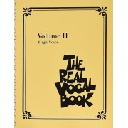 The Real Vocal Book, Volume 2, Paperback/Hal Leonard Corp