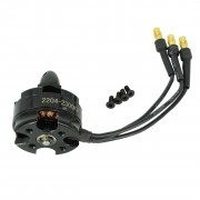 Motor Brushless cu Mufe Banana MT2204 (Blocaj Normal, 2300 KV)