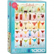 Eurographics Puzzle 1000 piese Cocktails