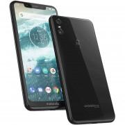 Celular Motorola One 64GB 4GB Dual Sim Desbloqueado - Negro