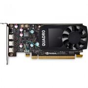 Видео карта PNY NVIDIA Quadro P400 DVI, 2GB, GDDR5, 64 bit, DVI адаптер