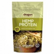 Pudra Proteica din Canepa Raw Bio Dragon Superfoods 200gr