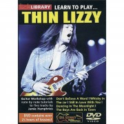 Roadrock International Lick library - Thin Lizzy Learn to play (Guitar), DVD
