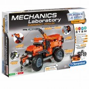 Clementoni Science & Play Mechanics Laboratory Construction Set 66827