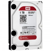 "Disco Duro WD 1TB SATA 3.5"" WD10EFRX Red Intellipower 24X7"