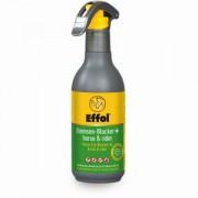 SCHWEIZER EFFAX GMBH Effol Bremsen-Blocker + horse & rider Fliegenabwehrmittel, Das Fliegenschutzspray für alle, 250 ml - Flasche