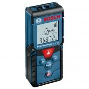 Telemetru cu laser Bosch Professional GLM 40 , 635 nm, Domeniu de măsurare 0.15 – 120 m, Deconectare automată, 0601072900