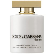 Dolce & gabbana the one body lotion donna 200 ml