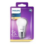 Philips LED Lamp E27 4 Watt Kogel Mat
