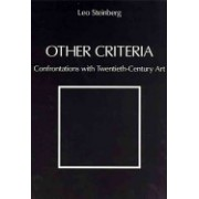 Other Criteria - Confrontations with Twentieth-Century Art (Steinberg Leo)(Paperback) (9780226771854)