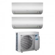 Daikin Condizionatore Dual Split Inverter 7+12 7000+12000 Btu A+++ R32 Serie Ftx M 2mxm40m