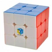 ZHICHEN 369A 3x3x3 ABS cubo magico giro rompecabezas - multicolor