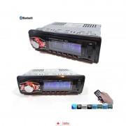 Radio De Mașina Cu Bluetooth si Car Kit SMR102 + Universal Car Holder, Card MicroSD 32GB