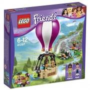 Lego Heartlake Hot Air Balloon, Multi Color